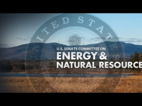 Energy Natural Resources Interior Secretary Confirmation Hearing (Swamp Creature In Attendance!)