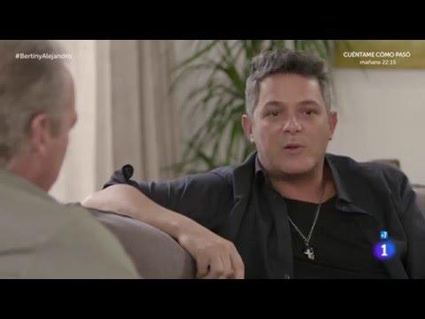 Anécdota de Alejandro Sanz con Paco de Lucía en Cuba antes de morir