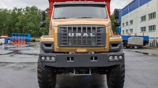 видео Новый грузовик «Урал-Next». Прорыв, которого не ждали