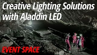 Creative Lighting Solutions with Aladdin LED