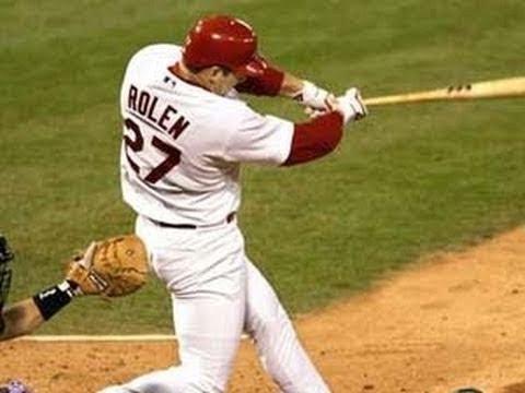 Rolen Supported by JAWS - STL Baseball WeeklySTL Baseball Weekly