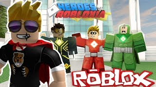 MOST POPULAR ROBLOX GAME!! - How To Get Wings - Heroes Of Robloxia [ ItsBear ]