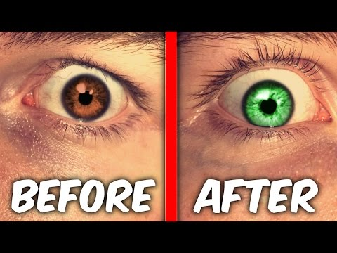 Thumbnail: MAKE YOUR EYES CHANGE COLOR TRICK! ( WTF It Actually Works )