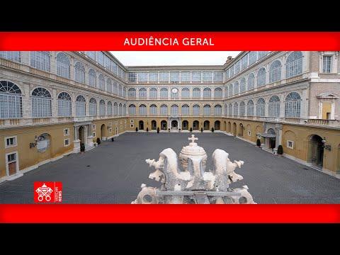 Papa Francisco - Audiência Geral de quarta-feira, 12 de maio