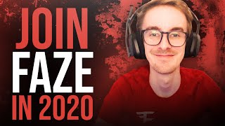 How To Join FaZeClan | WIN The 2020 FaZe 5 Recruitment Challenge