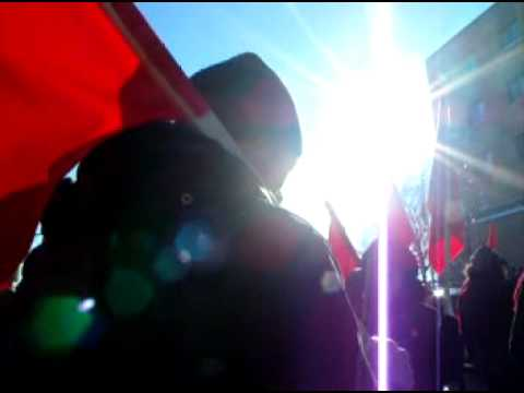 Demonstration outside the Indian Embassy in Ottawa, Saturday, January 21 PCR Canada part 2