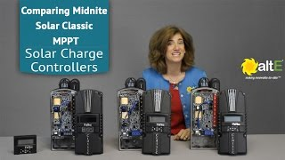 Comparing Midnite Solar Classic MPPT solar charge controllers