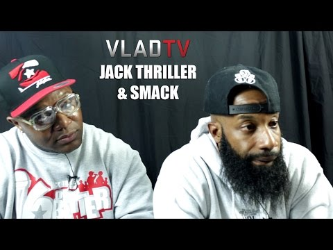 Jack Thriller: Free Suge Knight, I Believe He's Legally Blind