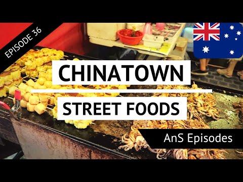 Sydney Vlog - STREET FOOD, TAIWANESE FOOD, CHINA TOWN (EP 36)