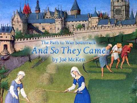 'And So They Came' by Joé McKen