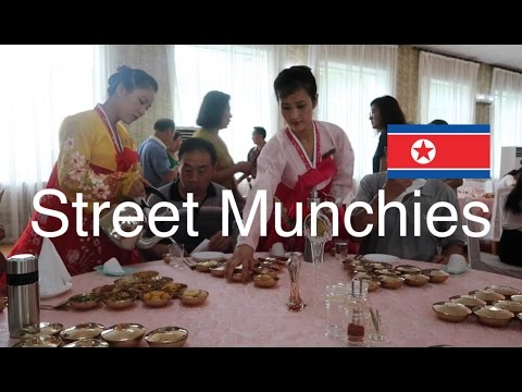 Street Munchies - Food and Tourism in North Korea (Episode 03)