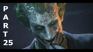 Batman Arkham Knight Walkthrough Gameplay Part 25 - Knight Tank Boss (PS4)