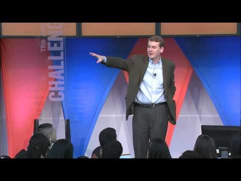 Aspen Challenge Denver: Senator Michael Bennet