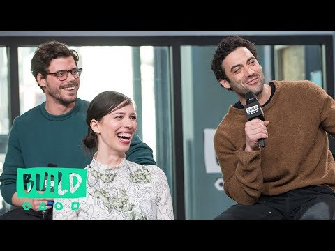 "Rebecca Hall, François Arnaud, Morgan Spector, David Joseph Craig & Brian Crano On Their Film, ""Perm"