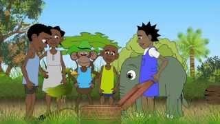 Ubongo Kids Webisode 28 - Siri ya Hazina - Urefu na Umbali