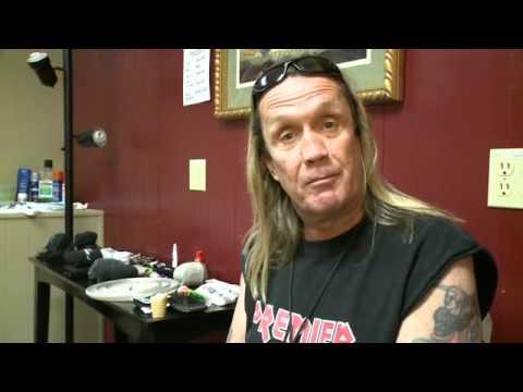 Iron Maiden Talks about Toronto,Canada  2012