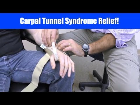 Senam CTS carpal tunnel syndrome, DR. dr. Cempaka Thursina Sp.S (k).