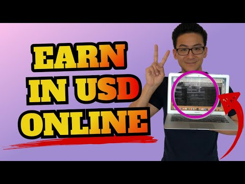 How To Earn USD Money Online (For India, Philippines, Nepal, Malaysia, Indonesia, Pakistan)...