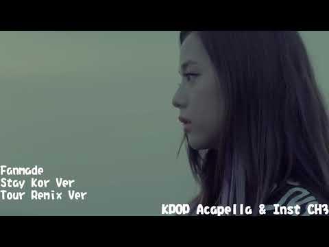 blackpink-(불랙핑크)---stay-(tour-remix)-[fanmade-korean-ver]