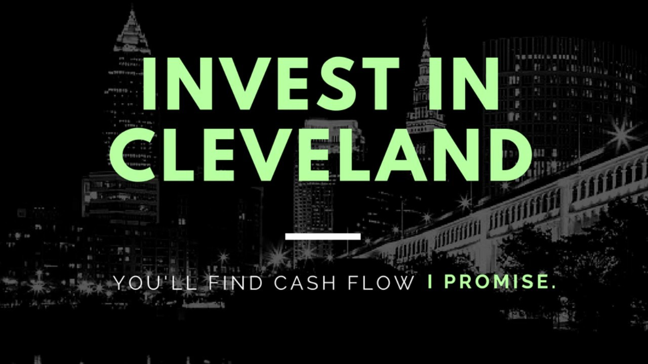 Find Out Why Cleveland, Ohio is Becoming Such a Great Location For Real Estate Investing?
