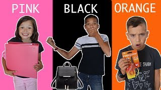 Download I'll buy ANY school Supplies in your ColoR!  Winner gets SHOPPING SPREE! Mp3 and Videos