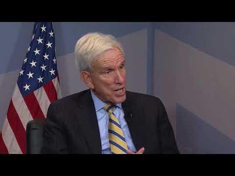 Senator Dick Saslaw on Medicaid Expansion & Budget Priorities