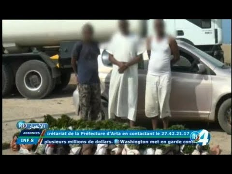 Télé Djibouti Chaine Youtube : JT Somali du 11/11/2017