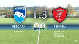 PRIMAVERA Pescara - Perugia 1-3, gli highlights
