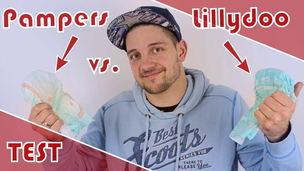 Lillydoo Oder Pampers