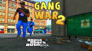 GTA 5 THUG LIFE #2 - GANG WAR  XBOX VS PS4 | S3