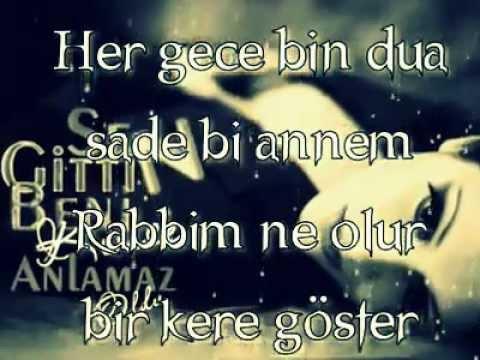 ♥ »Ahmet K« ♥ - Anne Kıymeti [2012 Arabesk Rap]