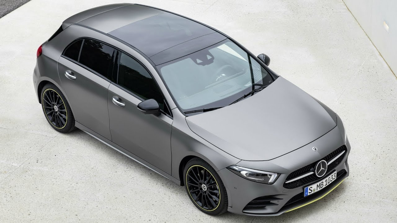 2018 mercedes a class edition 1 design youtube. Black Bedroom Furniture Sets. Home Design Ideas