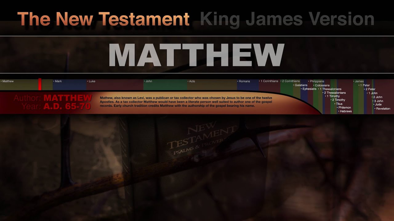 the new testament summary of the The new testament reader must remain aware of this seething undercurrent that colors much of what takes place, even during the ministry of jesus intertestamental period and new testament background -page 4.