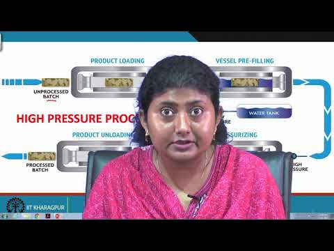 Lecture 56: Non Thermal Processing