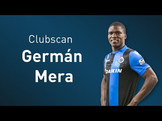 German Mera | ClubScan | 2017-2018