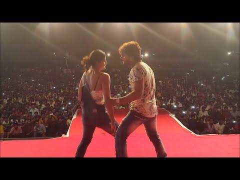 Khesari Lal Yadavand Gloory Moohanta live performance | Mehandi Laga Ke Rakhna