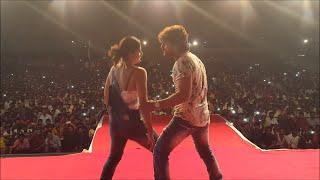 Khesari Lal Yadav  And Gloory Moohanta Live Performance  Mehandi Laga Ke Rakhna