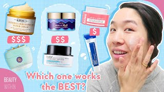💧Reviewing the Top Water Creams + Moisturizers 💧Tatcha, Purito, Kiehl's & More!