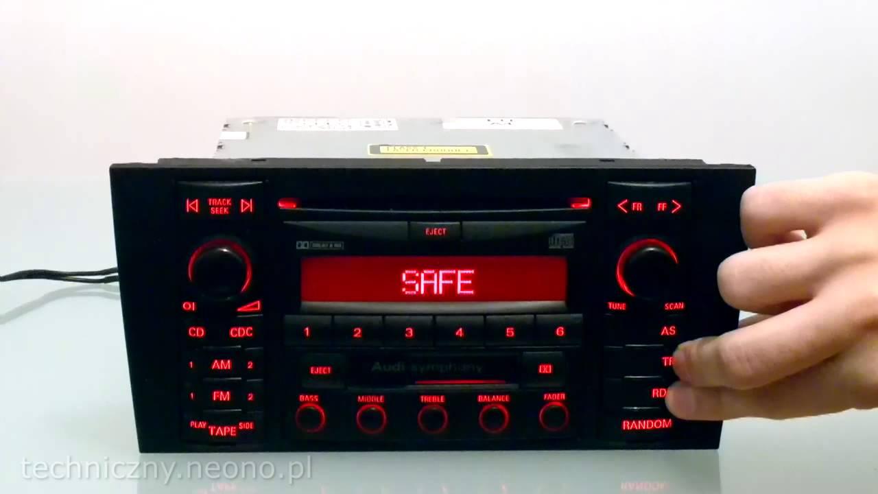 safe audi symphony