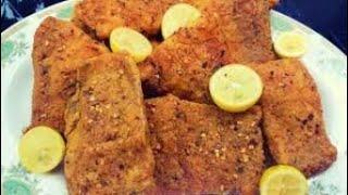 Fish fry recipe crispy tasty masala fish fry