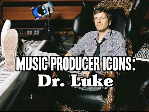 Music Producer Icons: Dr.  Luke