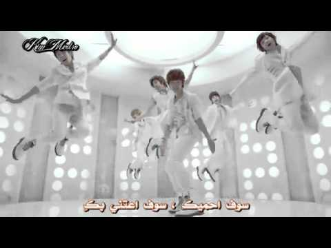 BOYFRIEND - BOYFRIEND ( Arabic Sub ) Acapella