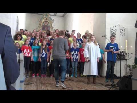 Elsket for den jeg er - Drammen Soul Children - Sande Soul Children