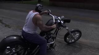 So You THINK You Want a Wide Tire Chopper