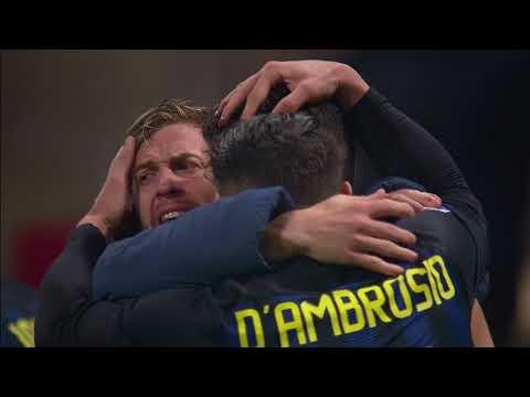 Inter - Milan: history remix - Matchday 8 - Serie A TIM 2017/2018 - ENG