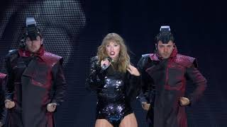 taylor swift performs ready for it live on reputation tour opening night