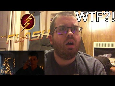 """The Flash 4x9 """"Don't Run"""" Reaction/Review!!! (WTF?!?!)"""