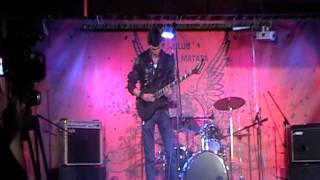 Влад Попов, батл соло гитаристов
