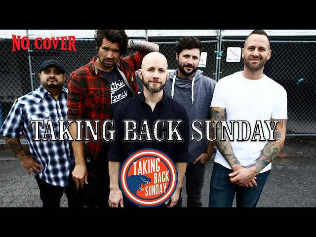 Story time: Remembering the Warped Tour with Ed Reyes of Taking Back Sunday