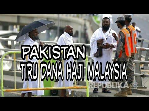 MENGAPA PAKISTAN TIRU MODEL DANA HAJI MALAYSIA..?